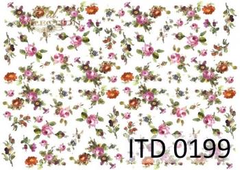 Papier decoupage ITD D0199M