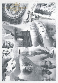 Papier ryżowy ITD R0056