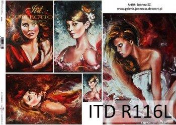 Papier ryżowy ITD R0116L