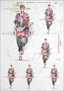 Papier ryżowy ITD R0385