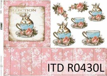 Papier ryżowy ITD R0430L