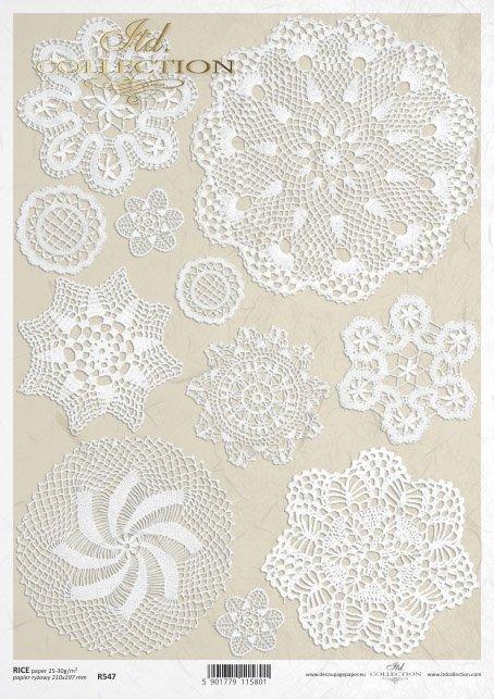 lace, hand-made, handmade, R547