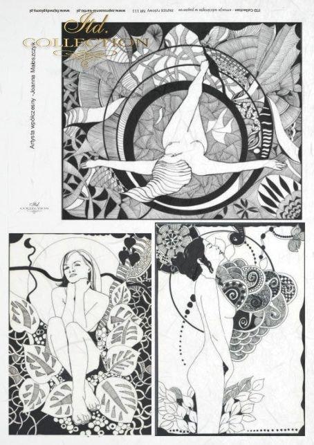 decoupage-malarstwo-akt-akty-Joanna-Małoszczyk-artystka-współczesna-kobieta-R0111