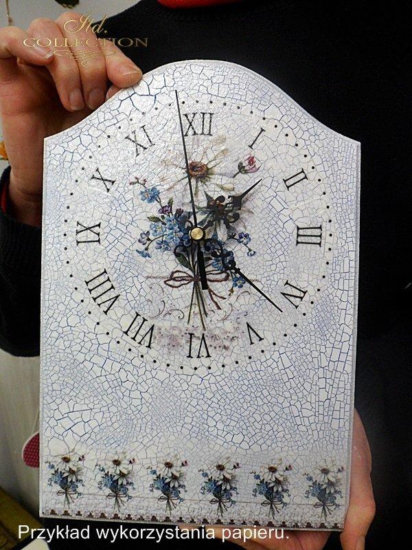 kwiaty, kwiatki, nagietki, niezapominajki, koronka, koronkowe ornamenty, R250 - example 01