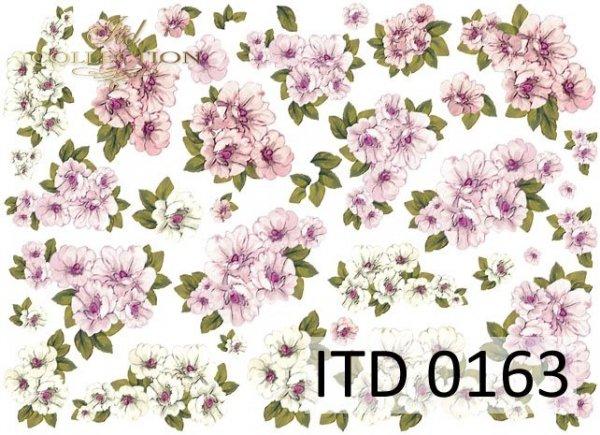 бумага для декупажа классическая D0163