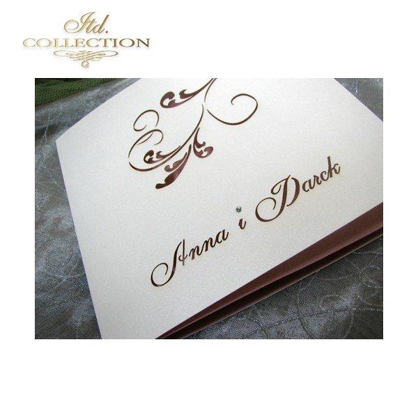 Приглашения на свадьбу 1457