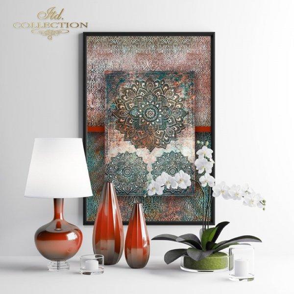 R1589--wzor-tapetowo-dywanowy-idealny-jako-Mandala-w-pieknych-turkusach-z-rdzawymi-przetarciami-4