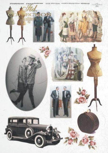 car, fashion, hat, box, R055