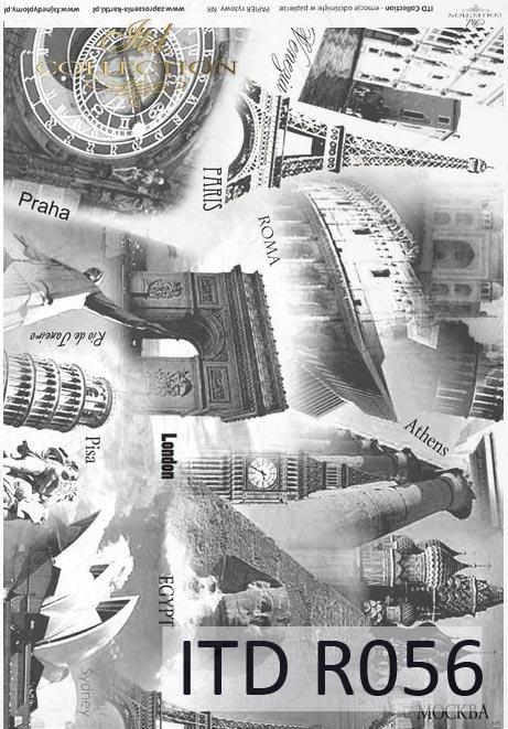 рисовая бумага для декупажа R0056