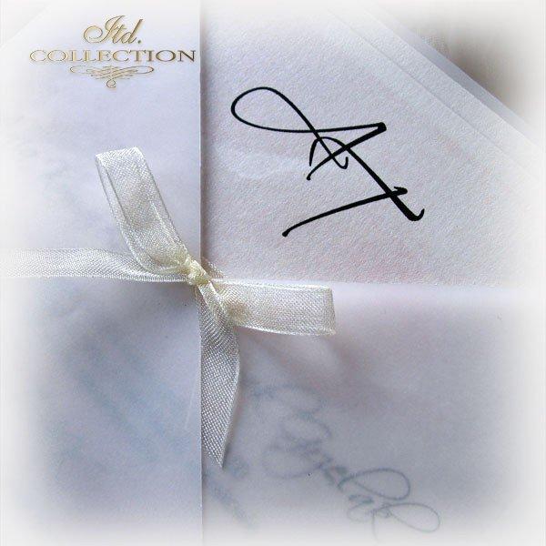 Einladungskarten / Hochzeitskarte 1721_Apfelblüte