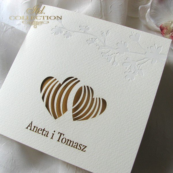 Invitations / Wedding Invitation 1732_37_yellow