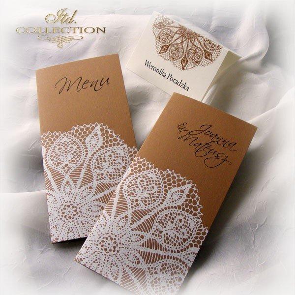Invitations / Wedding Invitation 1740