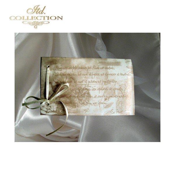 Invitations / Wedding Invitation 1278
