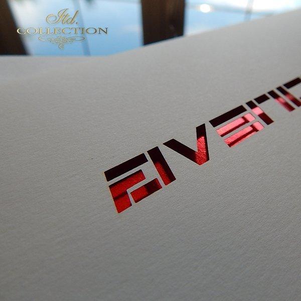 Business invitation ZB1043