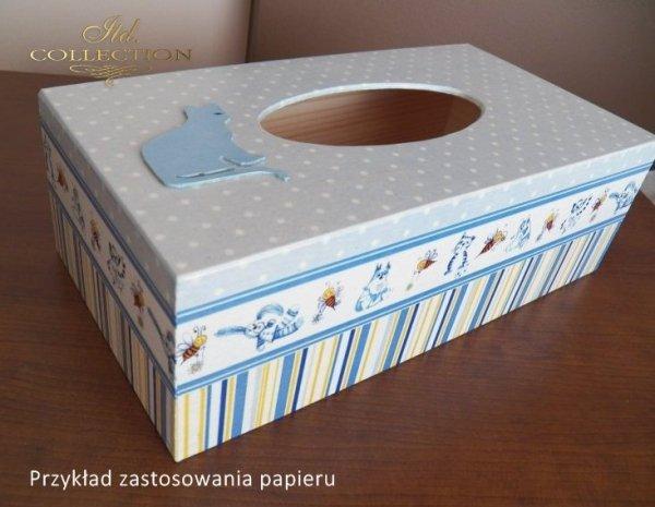 Decoupage paper Soft ITD S0016