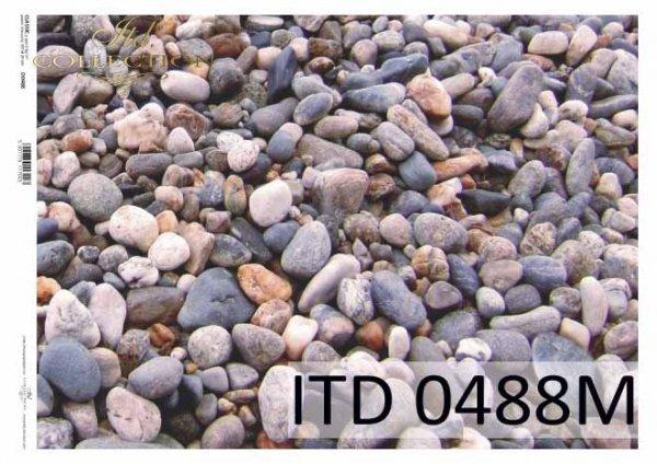 Decoupage paper ITD D0488M