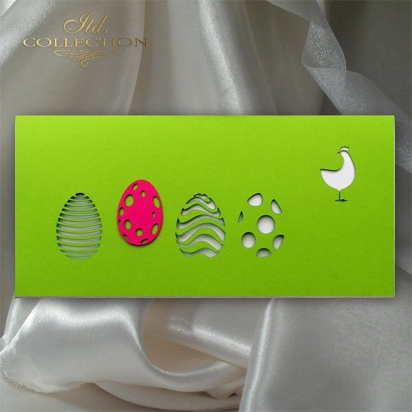Easter card KW170