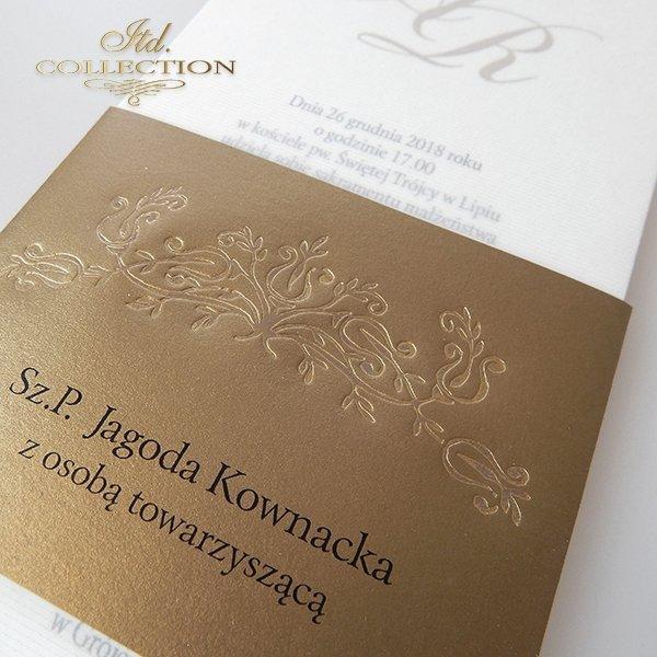 Invitations / Wedding Invitation 2043