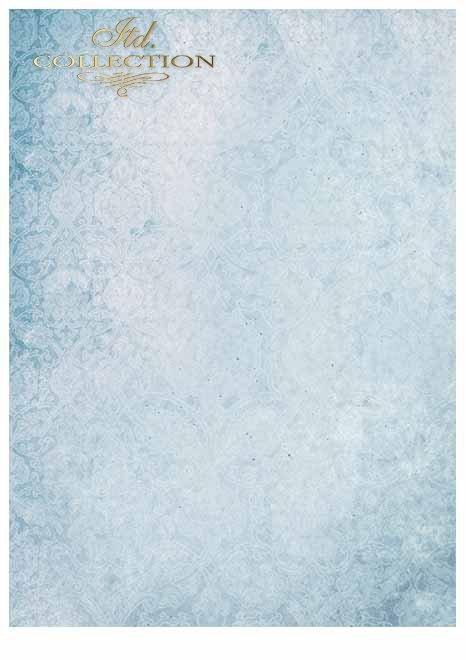 Scrapbooking Papiere in Sätzen - Retro Reisen * Скрапбукинг бумаги в наборах - ретро-путешествия