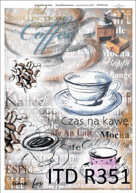 napisy-kawa-ziarna-kawy-filiżanka-Cafe-Brule-cappucino-Mocha-Espresso-R0351