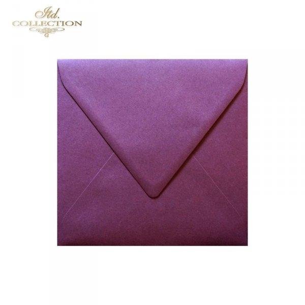 koperty kwadratowe*square envelope*sobre cuadrado*quadratische Umschlag*квадратный конверт