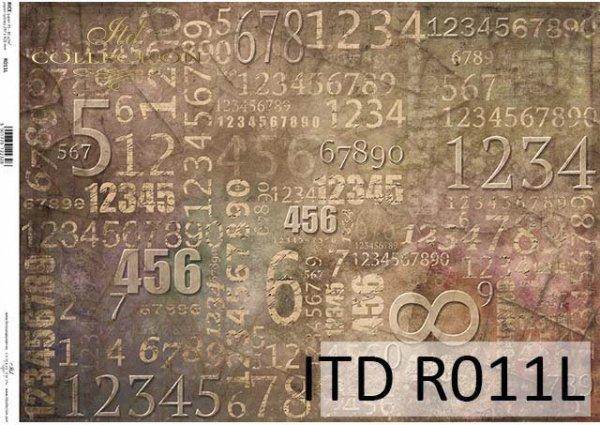 Papier ryżowy ITD R0011L
