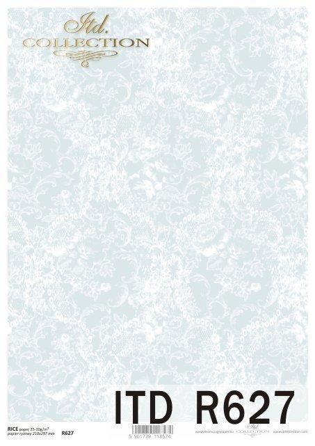 Papier ryżowy ITD R0627