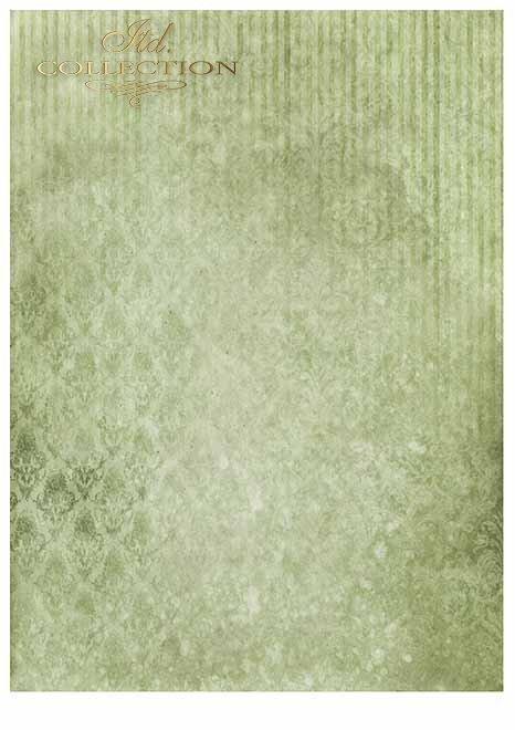 Papiery do scrapbookingu w zestawach - cztery żywioły-Ziemia*Papiere für das Scrapbooking in Sets - vier Elemente - Erde