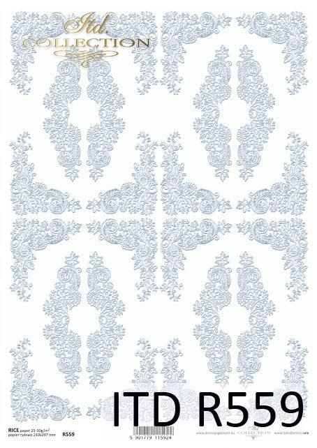 Papier ryżowy ITD R0559