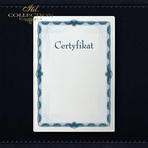 certyfikat - Kacper