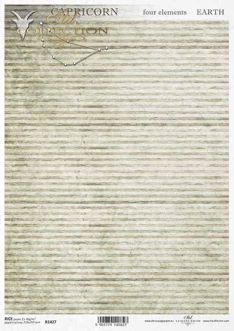 Decoupage Papierzeichen des Tierkreises*декупаж бумажные знаки зодиака*signos de papel decoupage del zodíaco