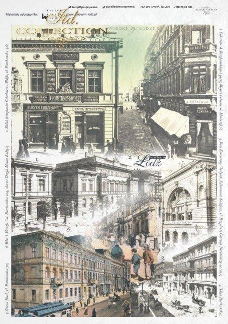 Łódź, Lodz, ulica Piotrkowska, Piotrkowska street, miasta, zabytki Łodzi, R297