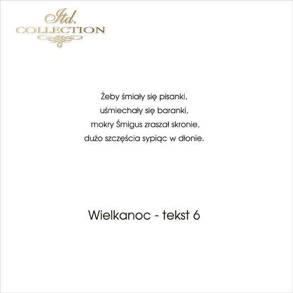 .tekst wielkanocny - 06