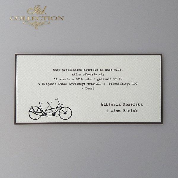 Zaproszenia ślubne / zaproszenie 2006