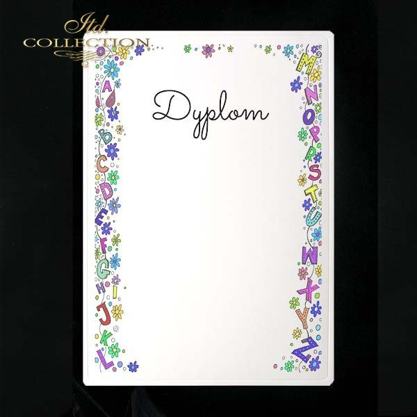 dyplom DS0268