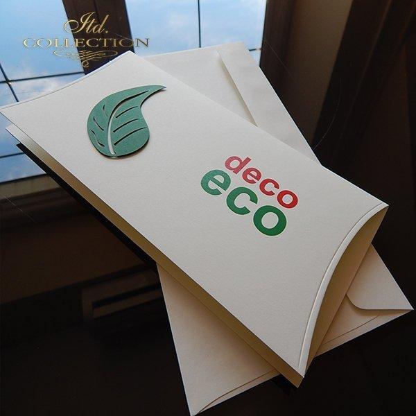 Zaproszenie biznesowe ZB1046 z kopertą