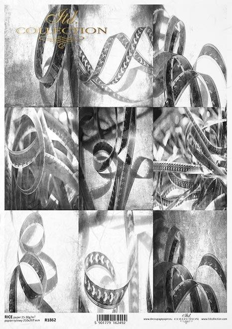 Magia kina, klisze, czarno-białe*The magic of cinema, clichés, black and white*Die Magie des Kinos, Klischees, Schwarz und Weiß*La magia del cine, los clichés, el blanco y negro