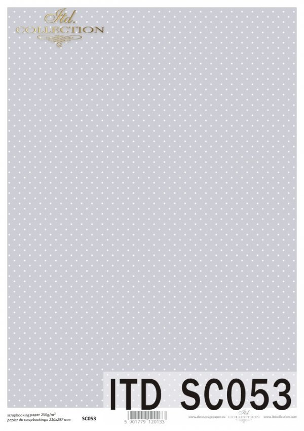 Papier scrapbooking SC0053