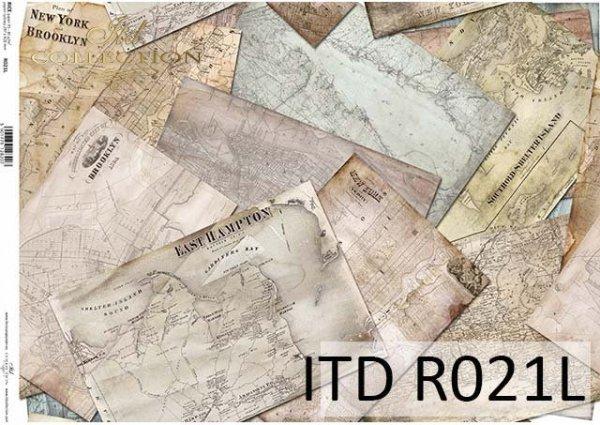 Papier ryżowy ITD R0021L