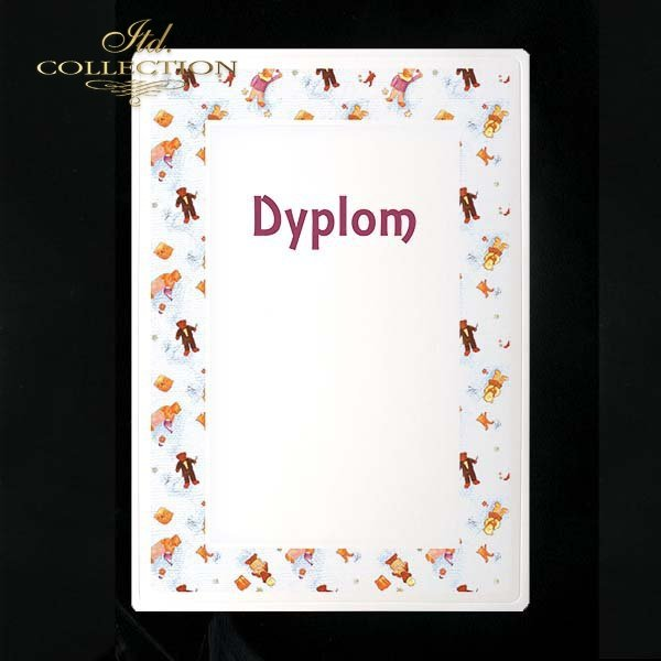 dyplom DS0032