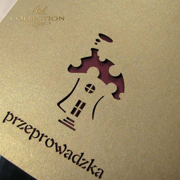 Kartka Okolicznościowa KO-002 z kopertą