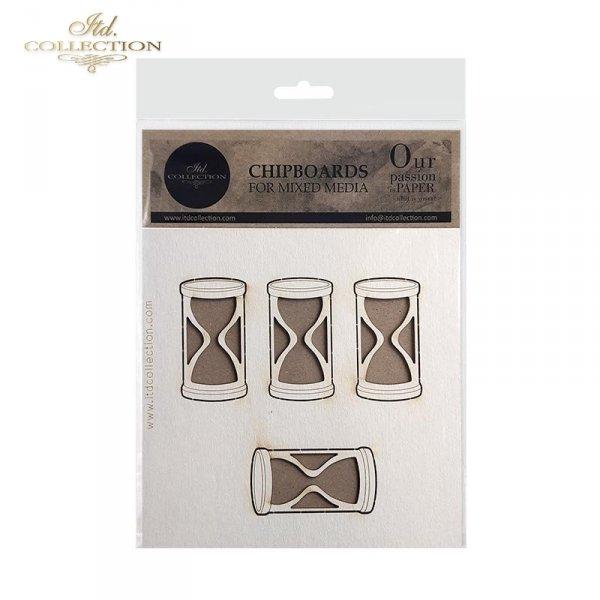 TEKTURKA 3D - shaker box - klepsydra