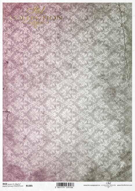 Papel decoupage vintage, fondo, fondo de pantalla*Vintage Decoupage Papier, Hintergrund, Tapete*Урожай декупаж бумаги, фон, обои