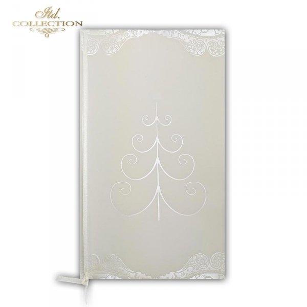 Kartka świąteczna K328,  Boże Narodzenie