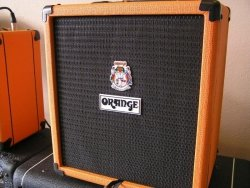 Orange Crush 25BX - combo basowe