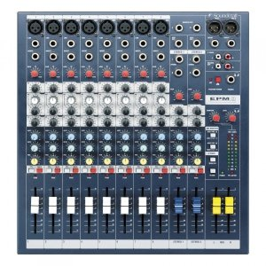 SoundCraft EPM 8 - mikser audio