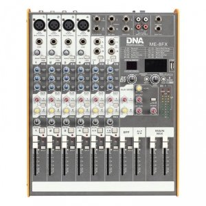 DNA ME8 FX - mikser audio