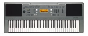 Yamaha PSR E353 - keyboard do nauki