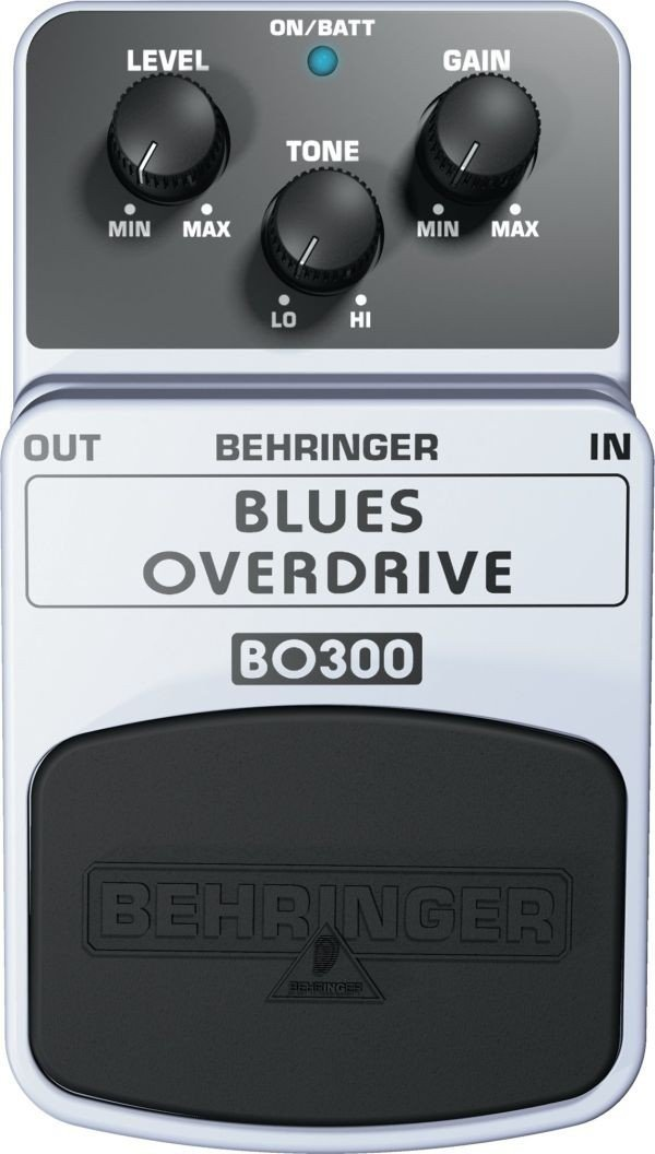 Behringer BO300 - blues overdrive