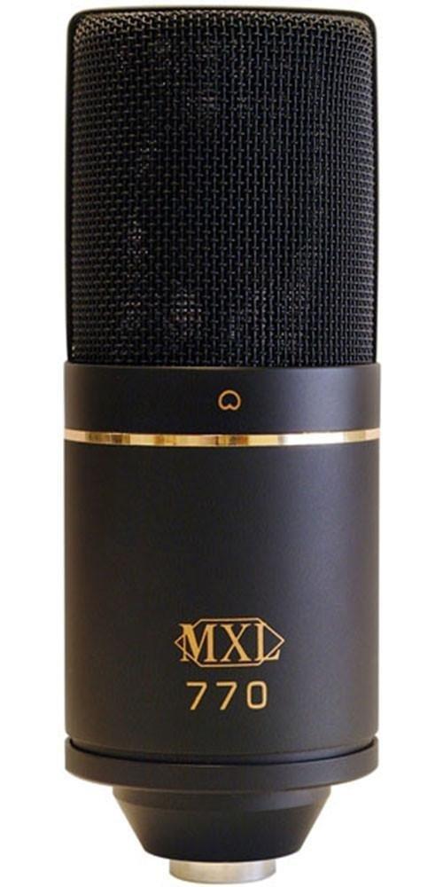 MXL 770 Mogami - mikrofon pojemnościowy